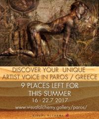 Greece: Creative Paros