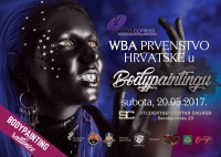 WBA Croatian Bodypainting Contest by Croatian Tattoo Convention