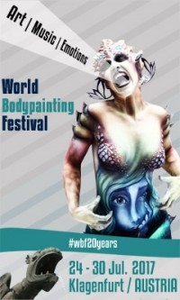 Austria: World Bodypainting Festival 2017